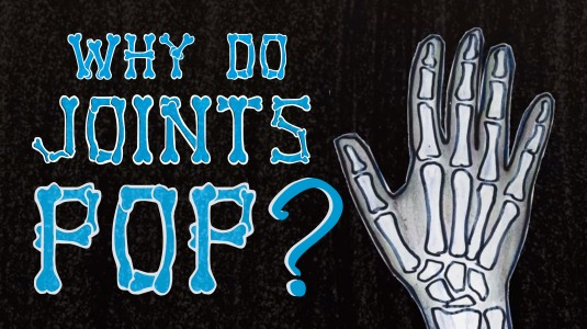 why joints pop