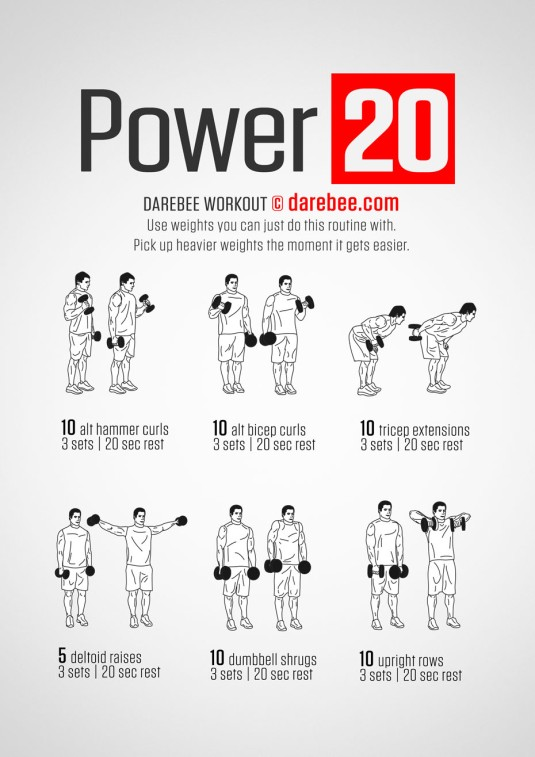 dumbellpower-20-workout